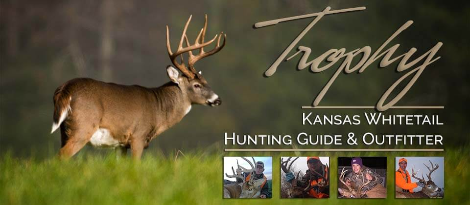 Kansas Whitetail Deer Hunting