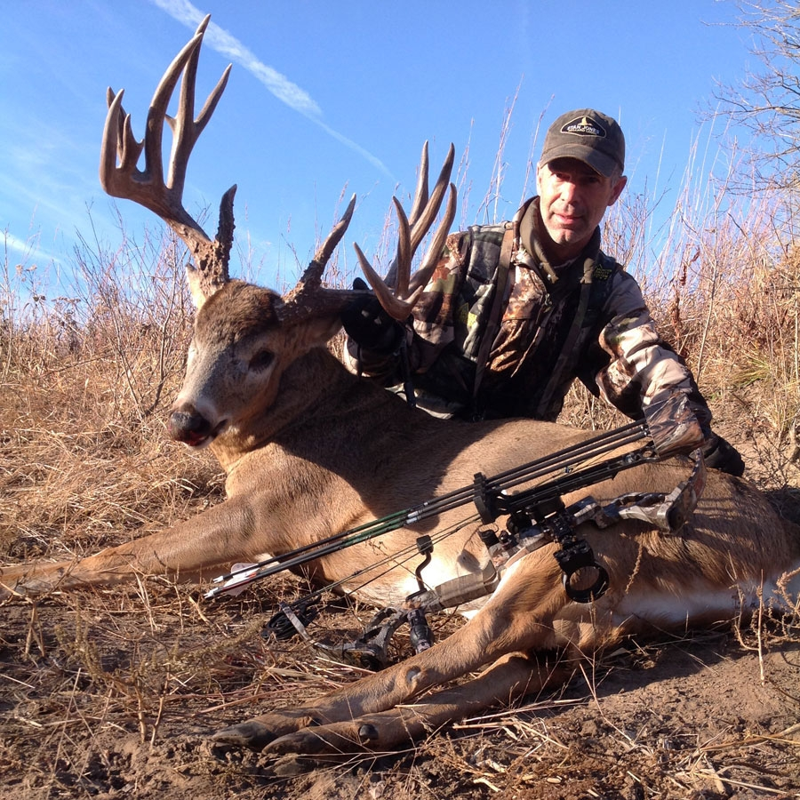 Kansas Whitetail Hunting