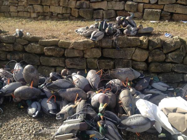 Kansas Waterfowl Hunts